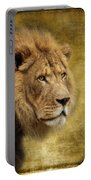 I Am The King Portable Battery Charger