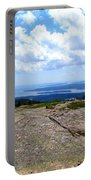 I Can See For Miles And Miles Portable Battery Charger