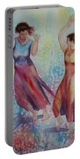 I Hope You Dance Portable Battery Charger