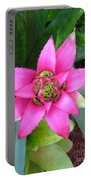 Pink And Beautiful  Portable Battery Charger
