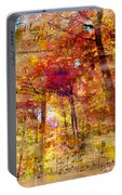I Love You Truly-featured In Nature Photography- Cards For All Occasions-nature Wildlife Group Portable Battery Charger