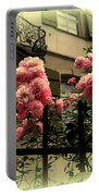 I Never Promised You A Rose Garden Portable Battery Charger