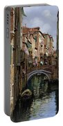 I Ponti A Venezia Portable Battery Charger