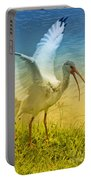 Ibis Talking Portable Battery Charger