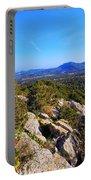 Ibiza Mountains Portable Battery Charger