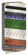 Ibrox Stadium Portable Battery Charger