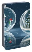 Ice Balls Portable Battery Charger