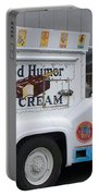 Ice Cream Truck Portable Battery Charger