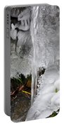 Ice Fall Portable Battery Charger