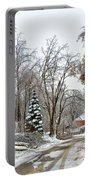 Ice Storm...day 6 Portable Battery Charger