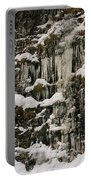 Icicle Rocks Portable Battery Charger