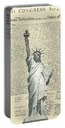 Icon Of Freedom Portable Battery Charger