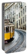 Iconic Lisbon Streetcar No. 28 IIi Portable Battery Charger