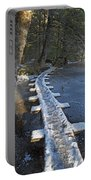 Icy Boardwalk Portable Battery Charger