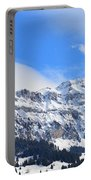 Icy Profile Portable Battery Charger