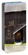 Idaho City Historical Building Portable Battery Charger