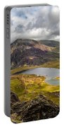 Idwal Lake Snowdonia Portable Battery Charger