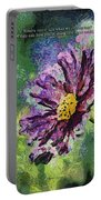 If Flowers Could Talk 04 Portable Battery Charger