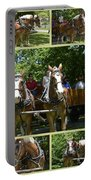If You Love Belgian Horses Portable Battery Charger