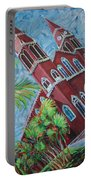 Iglesia Grecia  Costa Rica Portable Battery Charger