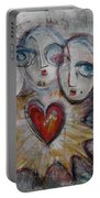 Ignite Love Number 1 Portable Battery Charger
