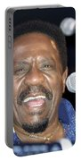 Musician Ike Turner Portable Battery Charger