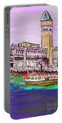 Il Campanile Di San Marco Portable Battery Charger