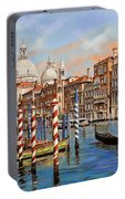 Il Canal Grande Portable Battery Charger
