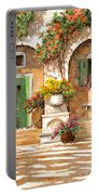 Il Cortile Portable Battery Charger