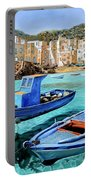 Il Mare Smeraldo Portable Battery Charger