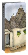 Il Trullo Alberobello Portable Battery Charger