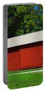 Illinois Red Barn Portable Battery Charger