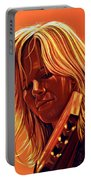 Ilse Delange Painting Portable Battery Charger