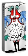 I'm Your Fan Portable Battery Charger