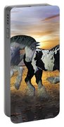 Imagination On The Run Portable Battery Charger