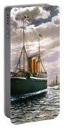 Immigrant Ship, 1893 Portable Battery Charger