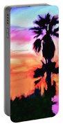Impression Desert Sunset V2 Portable Battery Charger