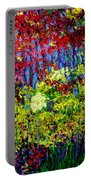 Impressionism 1 Portable Battery Charger