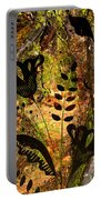 Impressions - Forest - Flowers Portable Battery Charger