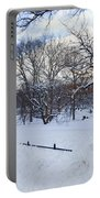 In Central Park Portable Battery Charger