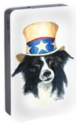In Dog We Trust Portable Battery Charger