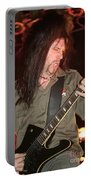 In Flames Portable Battery Charger