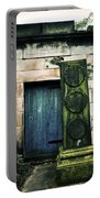 In Old Calton Cemetery Portable Battery Charger by RicardMN Photography