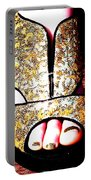 In Sequins Portable Battery Charger