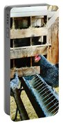 In The Chicken Coop Portable Battery Charger