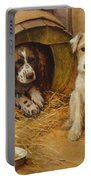 In The Dog House Portable Battery Charger