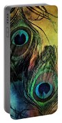 In The Eyes Of Others Portable Battery Charger