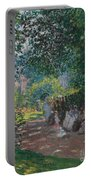 In The Park Monceau Portable Battery Charger