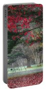 In The Park Square Portable Battery Charger