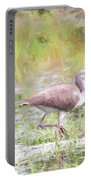 In The Pasture Grass Portable Battery Charger